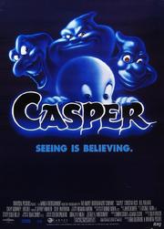 Casper 1995 movie poster