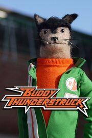 Buddy Thunderstruck Poster