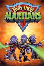 Butt-Ugly Martians Poster