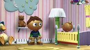 HUMAN, BABY - CRYING Super Why15