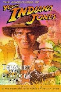 Young Indiana Jones and the Treasure of the Peacock's Eye Poster