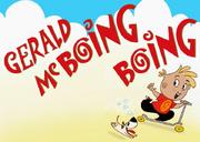 Gerald mcboing boing 2005 cover