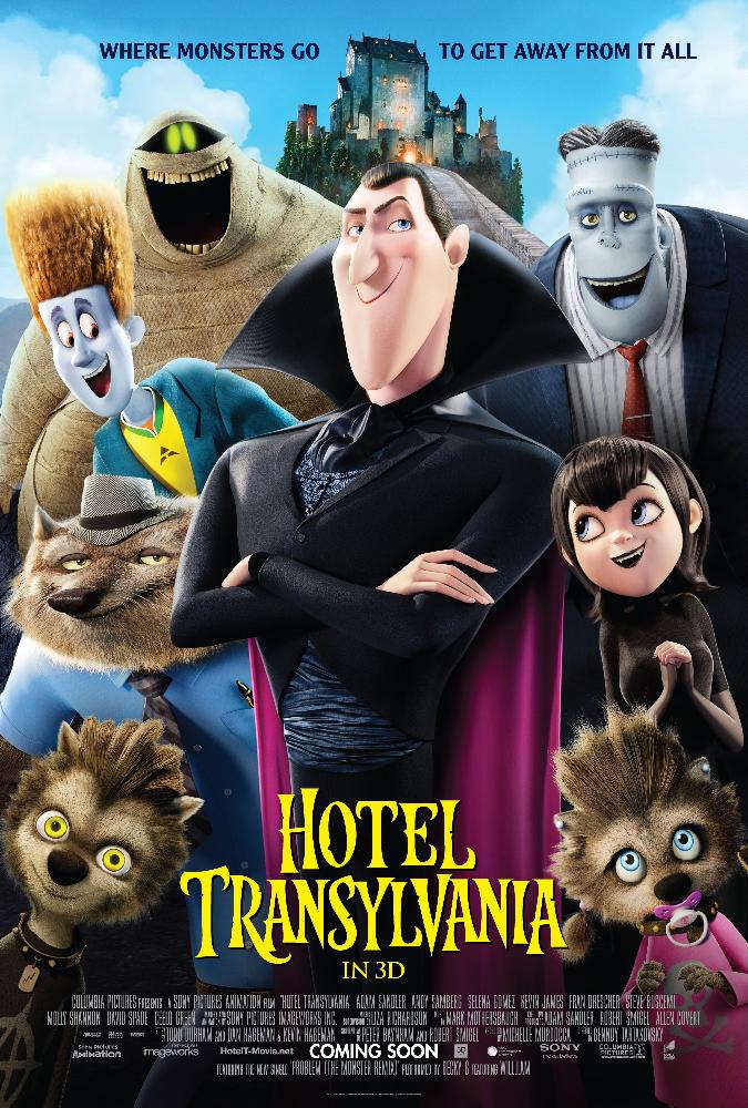 Hotelli Transylvania