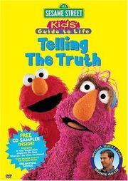 Sesame Street Telling the Truth Cover