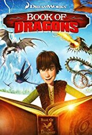 DreamWorks Dragons Book of Dragons Cover