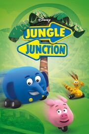 Jungle Junction Poster