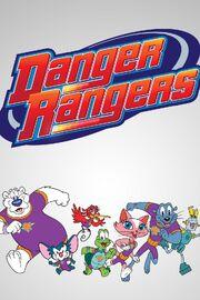 Danger Rangers Poster