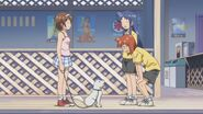 Squid Girl S1 Ep. 2 Sound Ideas, DOG, MIXED BREED - LARGE DOG, WHINING, ANIMAL 01