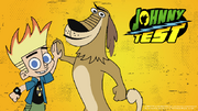 Johnny test wallpaper