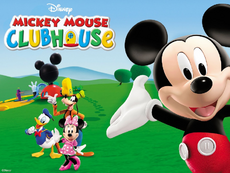 Mickey Mouse Clubhouse Cover