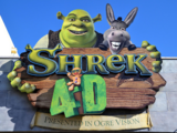 Shrek 4-D (Theme Parks)