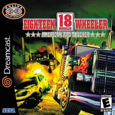 18 Wheeler: American Pro Trucker   Soundeffects Wiki   FANDOM