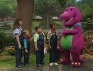 Barney & Friends Hollywoodedge, Cow Moos Three TimesC PE022901
