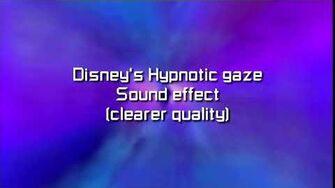 Disney's Hypnotic Gaze Sound Effect (Clearer Quality)