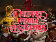 A Muppet Family Christmas Title