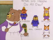 Richard Scarry's Best Busy People Video Ever! Sound Ideas, BELL, ALARM - BURGLAR OR FIRE ALARM 01