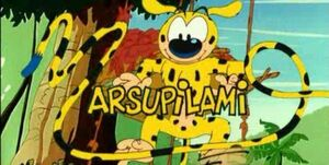 Marsupilami 2002 TV Series