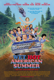 Wet Hot American Summer (2001) Poster