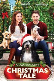 A Dogwalker's Christmas Tale Poster