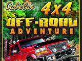 Cabela's 4x4 Off-Road Adventure