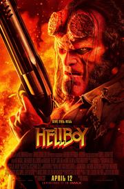 Hellboy (2019) Movie Poster
