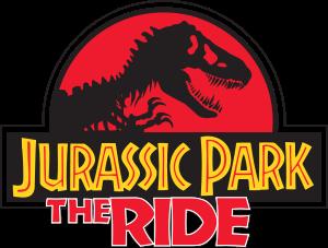 Jurassic Park The Ride logo