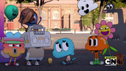 The Amazing World of Gumball The Fight Hollywoodedge, Small Group Kids Chee PE142801 5