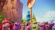 UglyDolls Trailer WHINE, CARTOON - SHELL SCREAMING WHINE DOWN 2