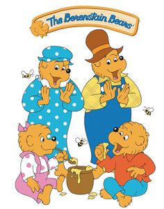 The berenstain bears 2003 title
