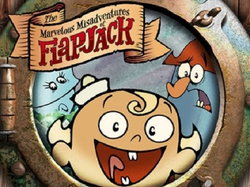 The marvelous misadventures of flapjack cover