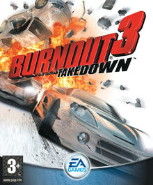 Burnout 3 - Takedown Coverart