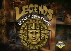 Legends of the hidden temple title