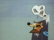 What A Cartoon Sledgehammer O'Possum Sound Ideas, LAUGH, CARTOON - SHORT CRAZY LAUGH, HUMAN,