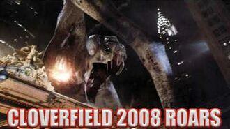 Cloverfield 2008 Roars