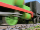 Harvey to the Rescue STEAM LOCOMOTIVE BRAKES SCREAMING 2