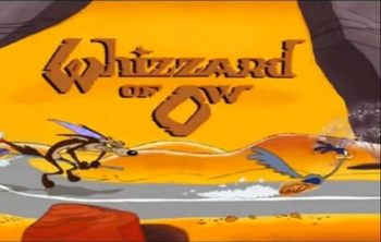 The Whizzard of OW Title