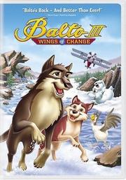 Balto III DVD Cover