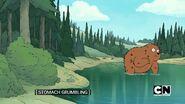 Primal (We Bare Bears) Jeff Hutchins Stomach Growls