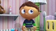 HUMAN, BABY - CRYING Super Why14