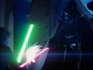 Return of the Jedi SKYWALKER, ELECTRICITY - PULSE SHRIEK 01