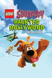 Lego Scooby-Doo! Haunted Hollywood Poster