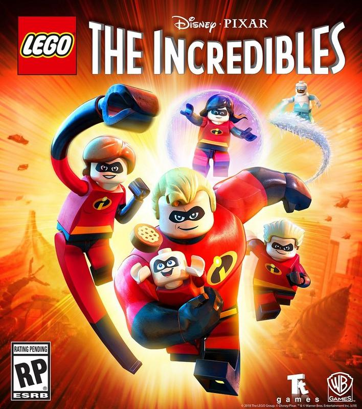 LEGO The Incredibles (Video Games) | Soundeffects Wiki | FANDOM