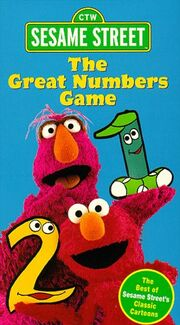 Sesame Street The Great Numbers Game