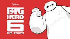 Big hero 6 tv series poster
