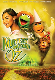 The muppets wizard of oz poster