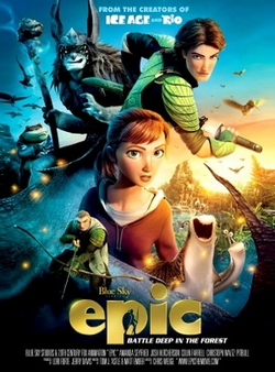 Epic 2013 poster