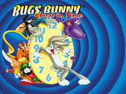Bugs bunny lost in time ps1 box art