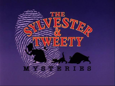 The Sylvester and Tweety Mysteries Title