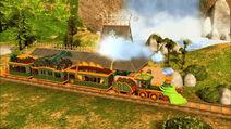 Dinosaur Train Hollywoodedge, Metal Creaks Machine FS015801 (High Pitched) (137)