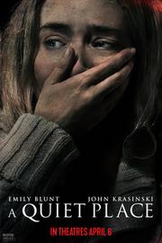 A Quiet Place film poster